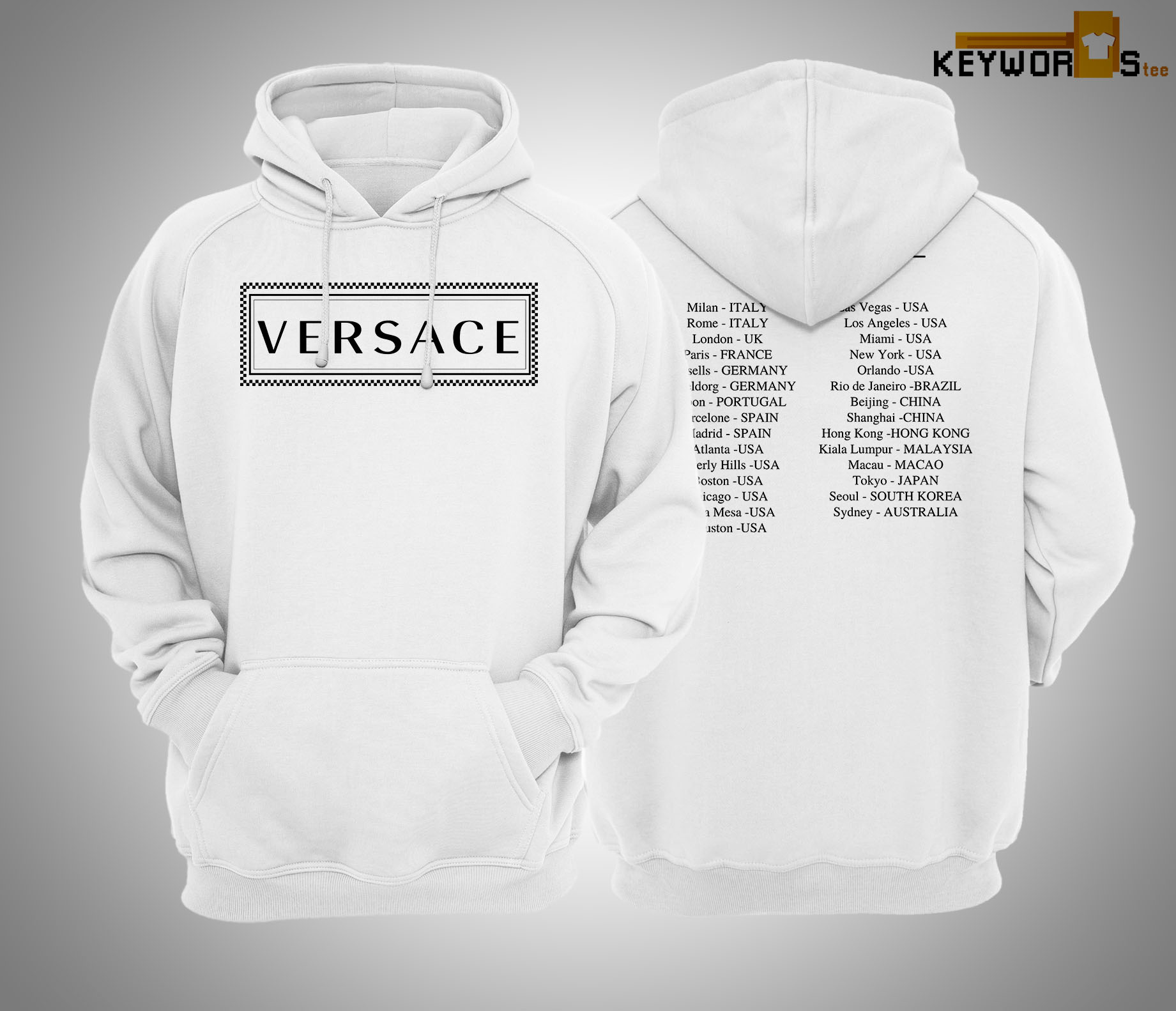 Versace Hoodie Controversy
