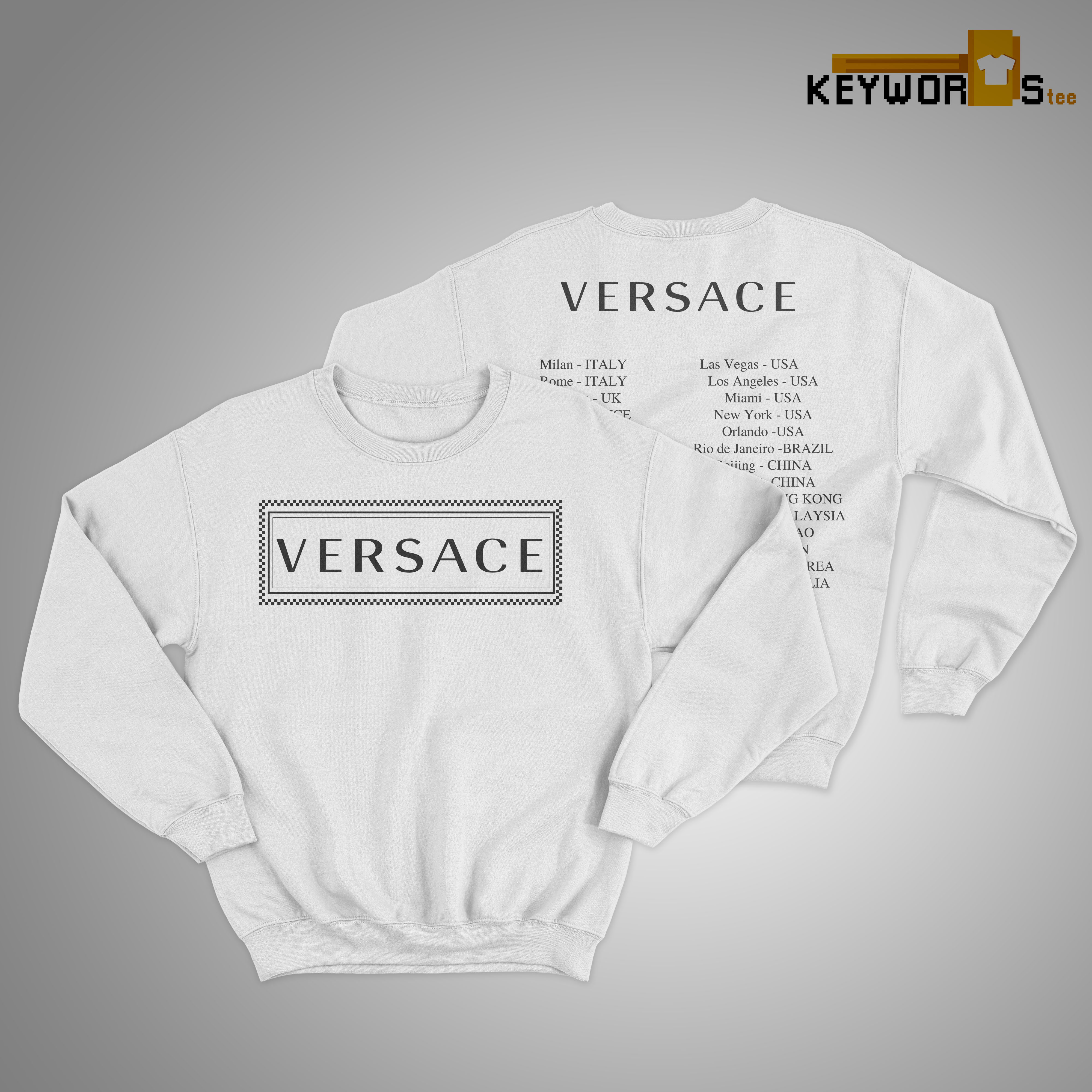 Versace Sweater Controversy