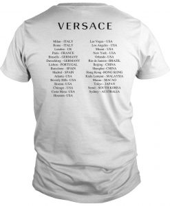 Versace T Controversy