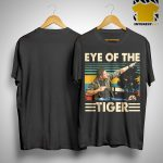 Vintage Dabbing Dean Winchester Dabbing Eye Of The Tiger Shirt