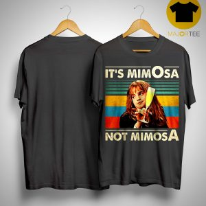 Vintage Hermione Granger It's Mimosa Not Mimosa Shirt