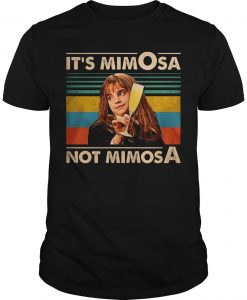 Vintage Hermione Granger It's Mimosa Not Mimosa