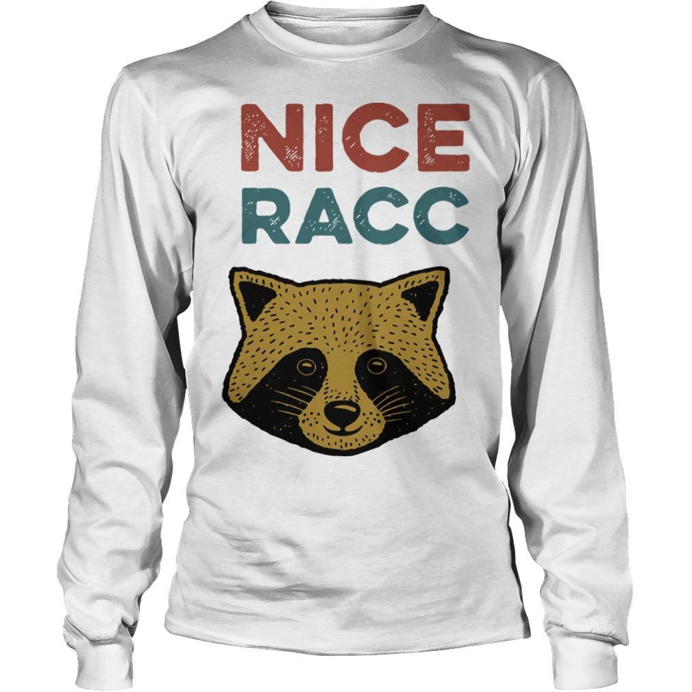 Vintage Nice Racc Longsleeve