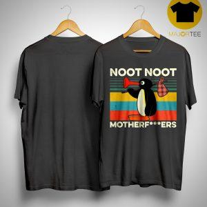 Vintage Penguin Noot Noot Motherfuckers Shirt