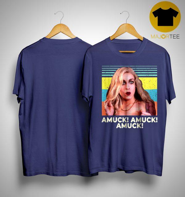 Vintage Sarah Sanderson Amuck Amuck Amuck Shirt