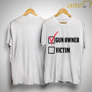 Walmart Gun Owner Victims Shirt