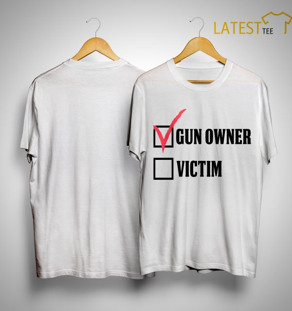 Walmart Gun Owner Victims Shirt