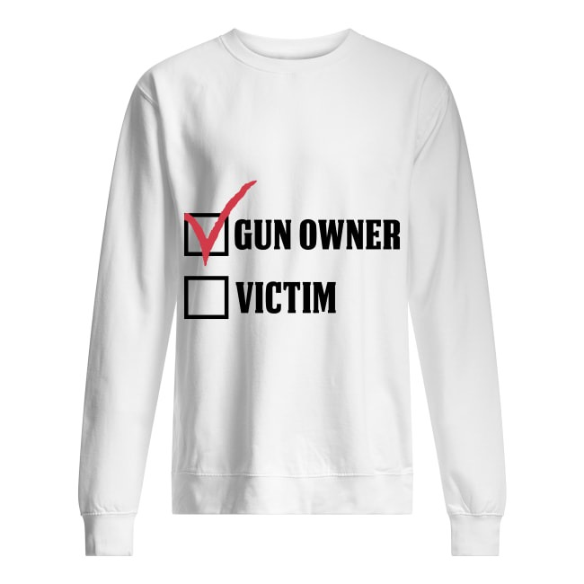 Walmart Gun Owner Victims Sweater