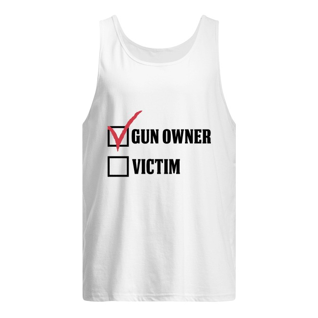 Walmart Gun Owner Victims Tank TOp