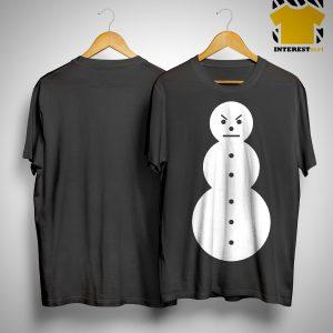 Weather Channel Jeezy Snowman Shirt TM104