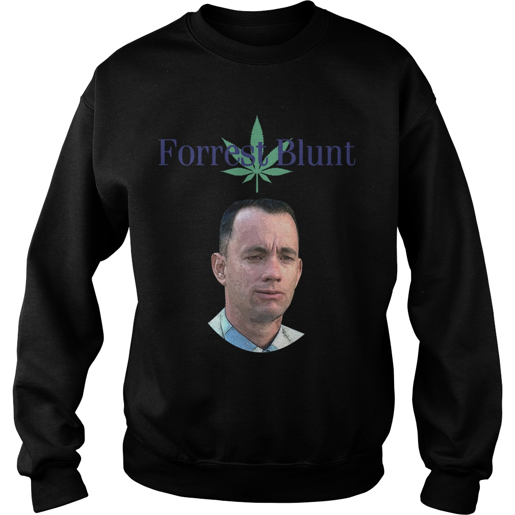 Weed Forrest Blunt Sweater