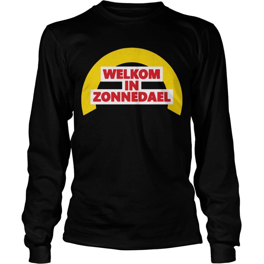 Welkom In Zonnedael Longsleeve