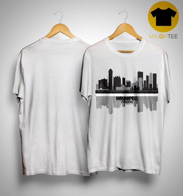 Winnipeg Alberta T Shirt