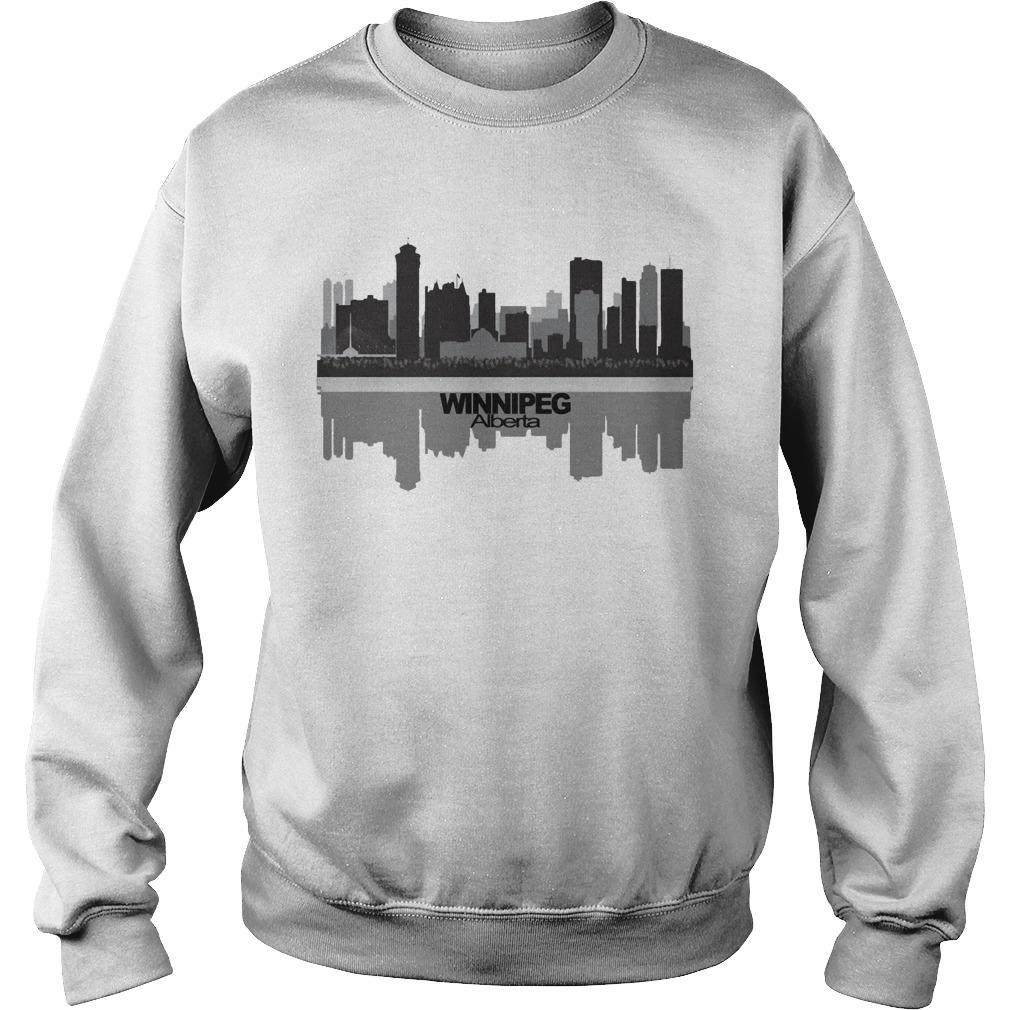 Winnipeg Alberta T Sweater