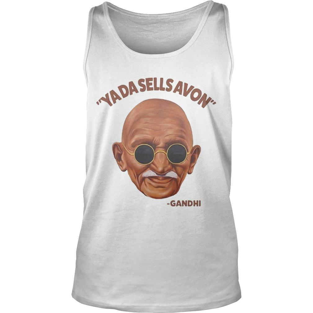 Ya Da Sells Avon Gandhi Tank Top
