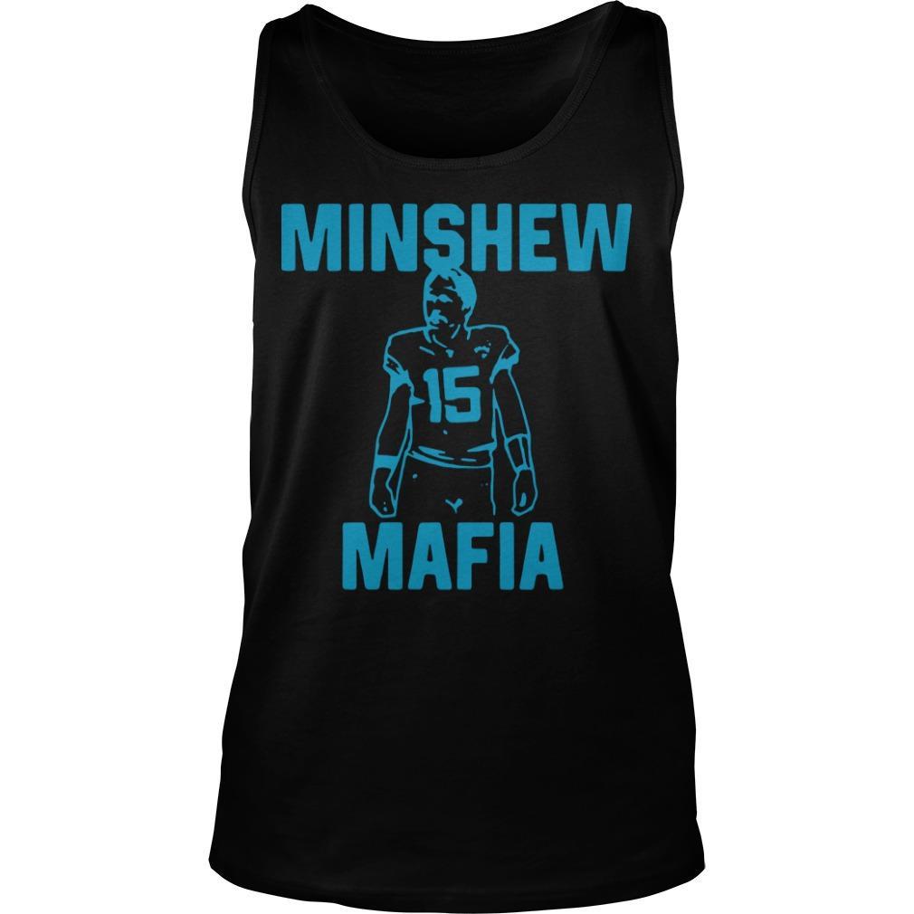 15 Gardner Minshew Mafia Tank Top