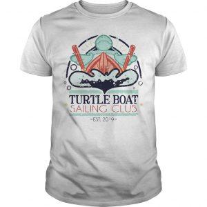 Achievement Hunter Turtle Boat Sailing Club Shirt