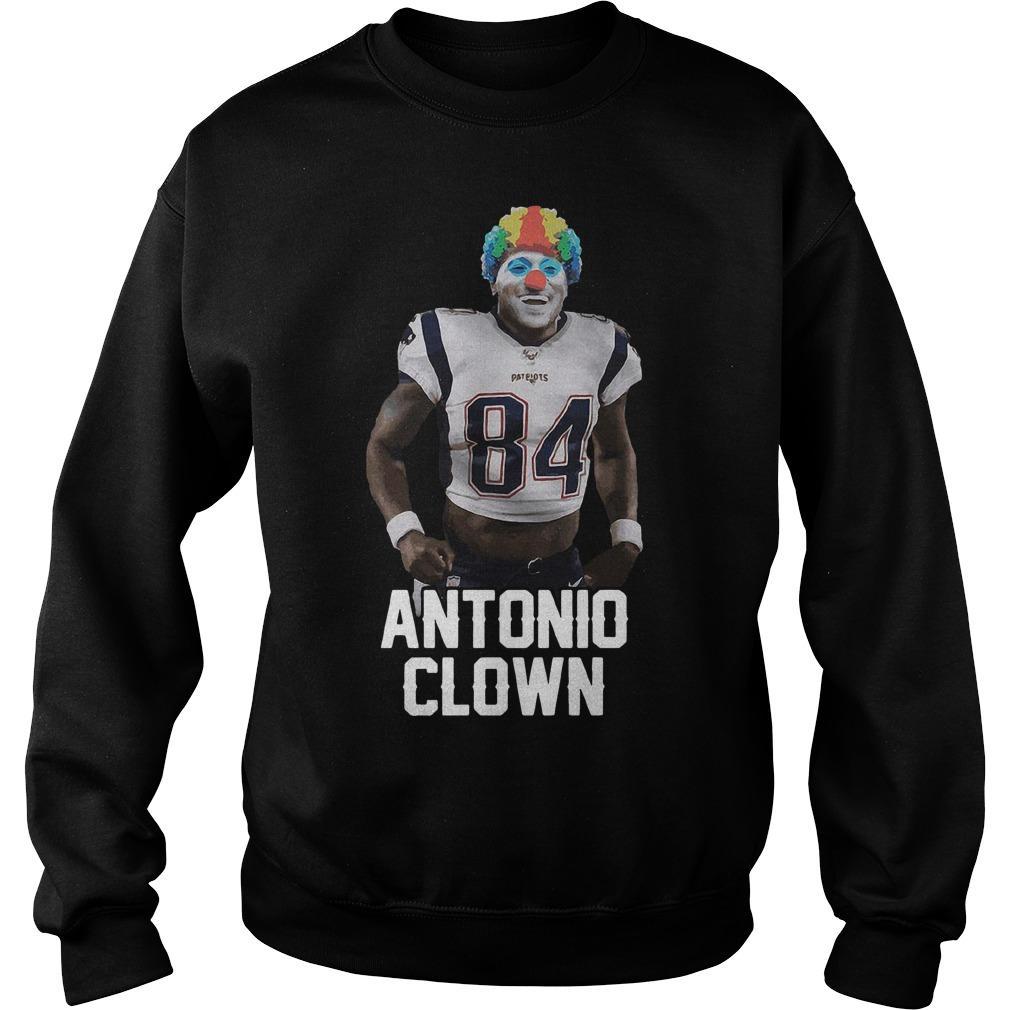Antonio Clown Sweater