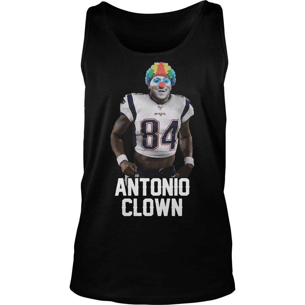 Antonio Clown Tank Top