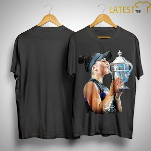 Ashleigh Barty Roland Garros Champion Shirt
