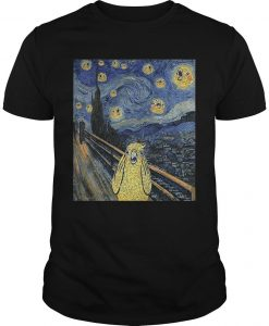 Bird Van Gogh Shirt
