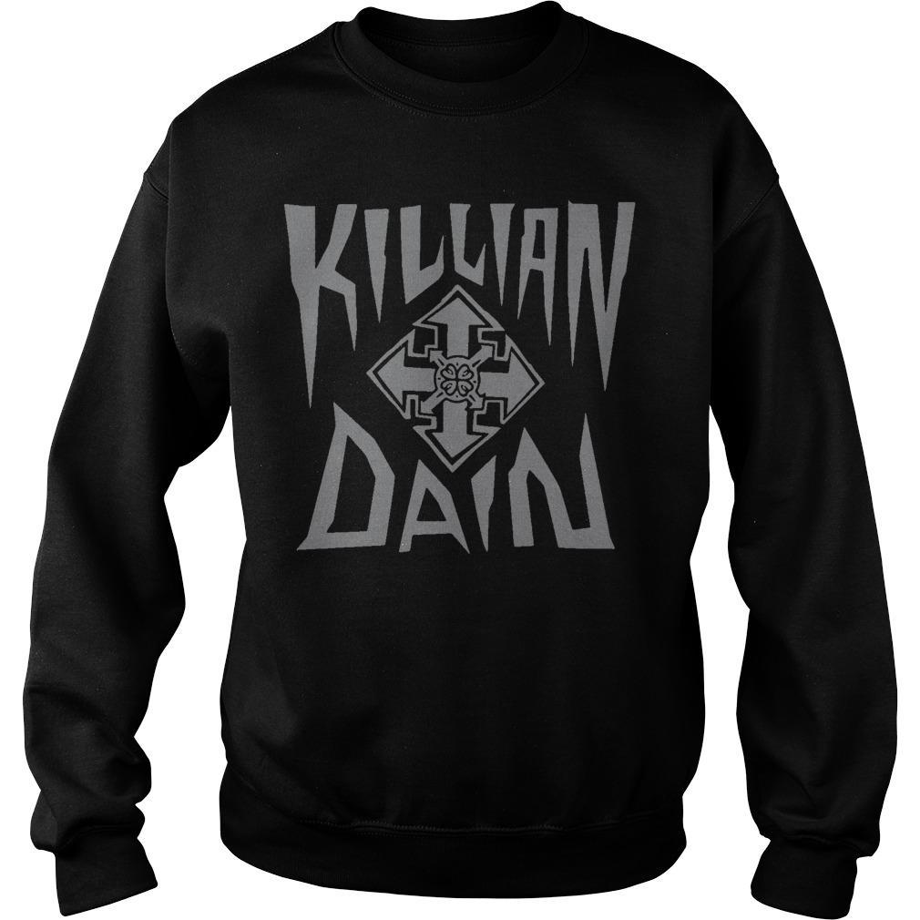 Bro Killa Killian Dain Sweater