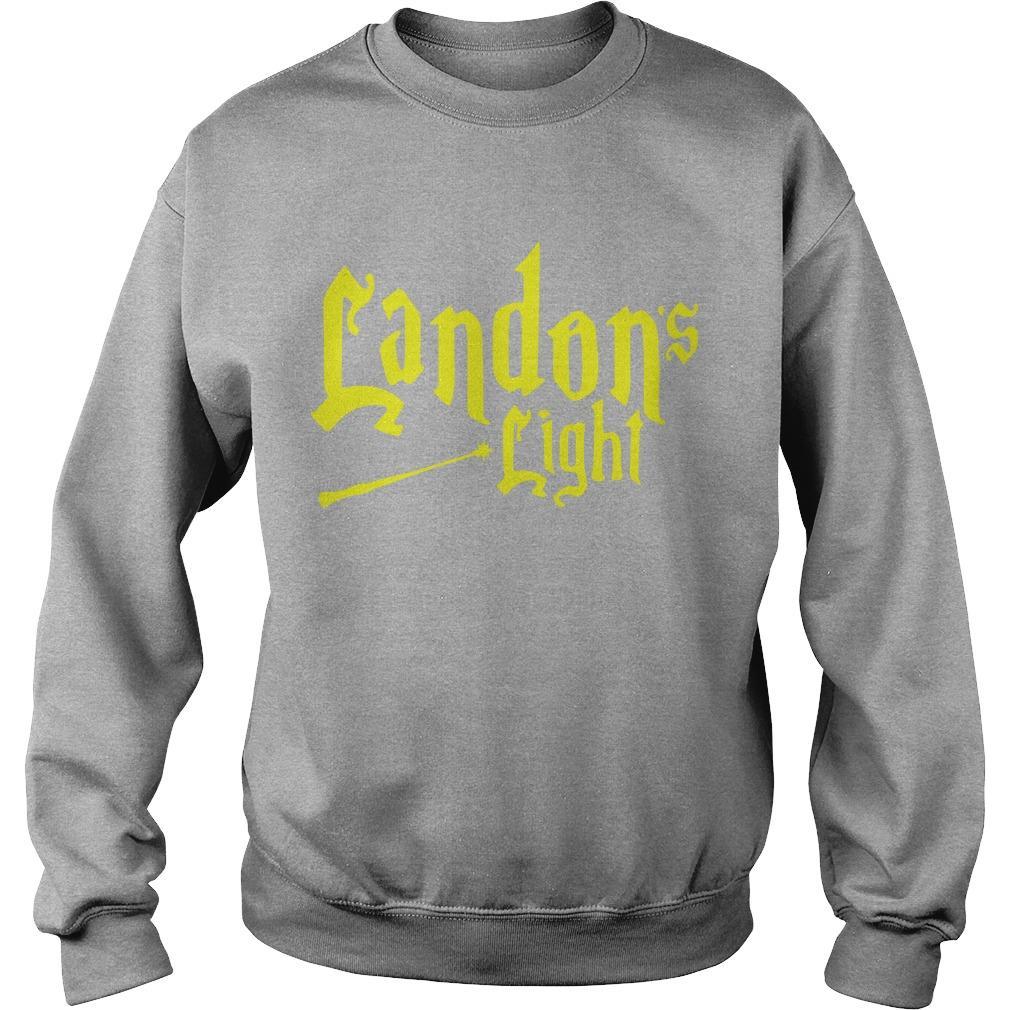 Carson Wentz Landons Light Sweater