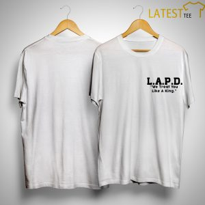Christine Coulter Lapd Shirt