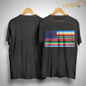 Cross-culture OG Flag Chingon Shirt