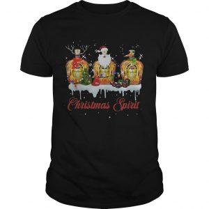Crown Royal Whisky Christmas Spirit Shirt