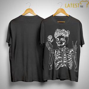 Daniel Howell Skeleton Shirt