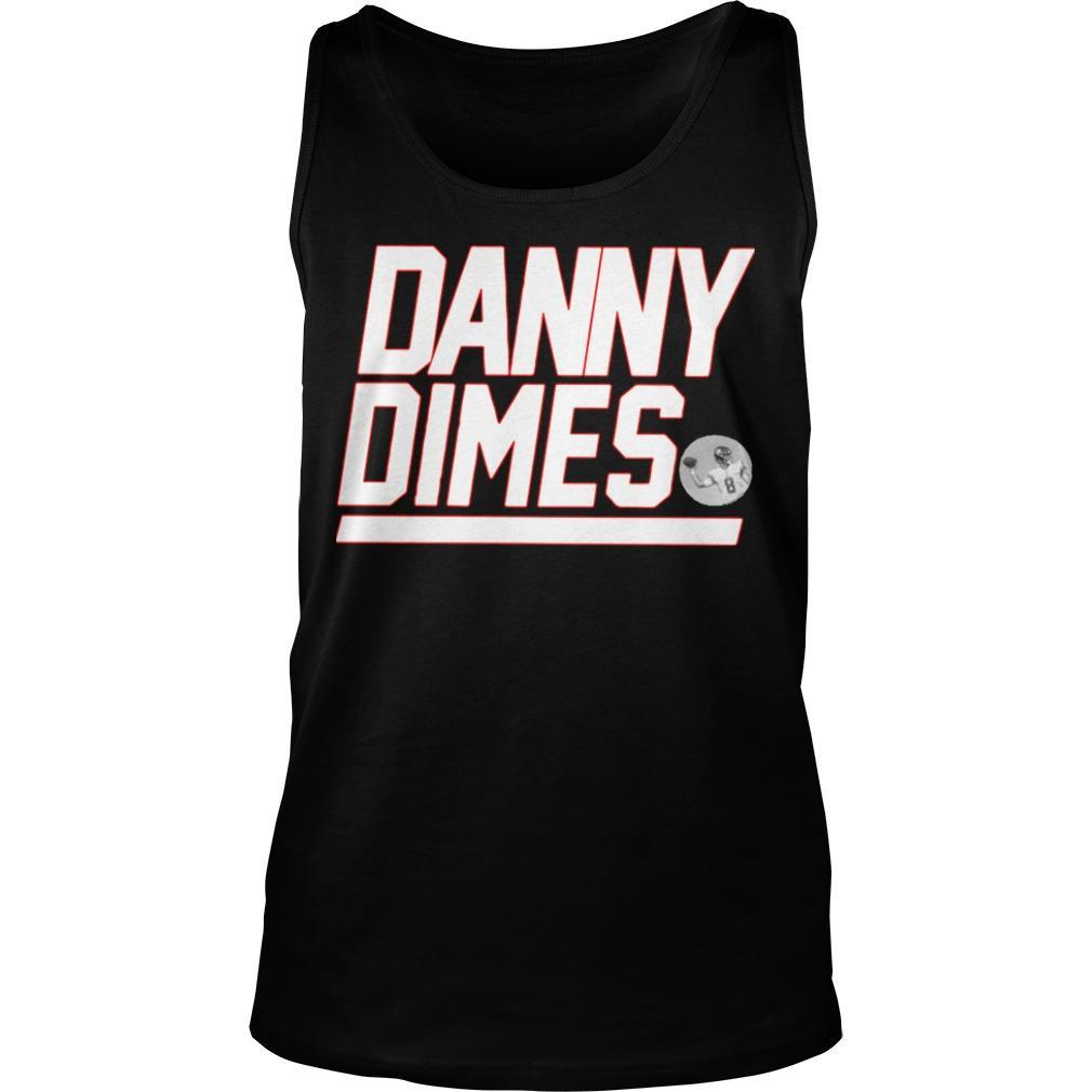 Danny Dimes Ny Giants Tank Top
