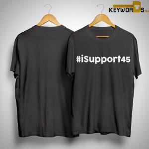 David J Harris Jr #iSupport45 Shirt