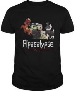 Death War Plague Alpacalypse Shirt