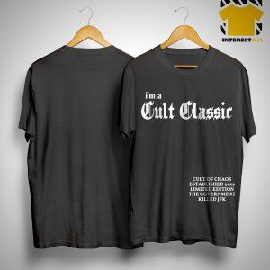 Elijah Daniel Cult Of Chaos I'm A Cult Classic Shirt