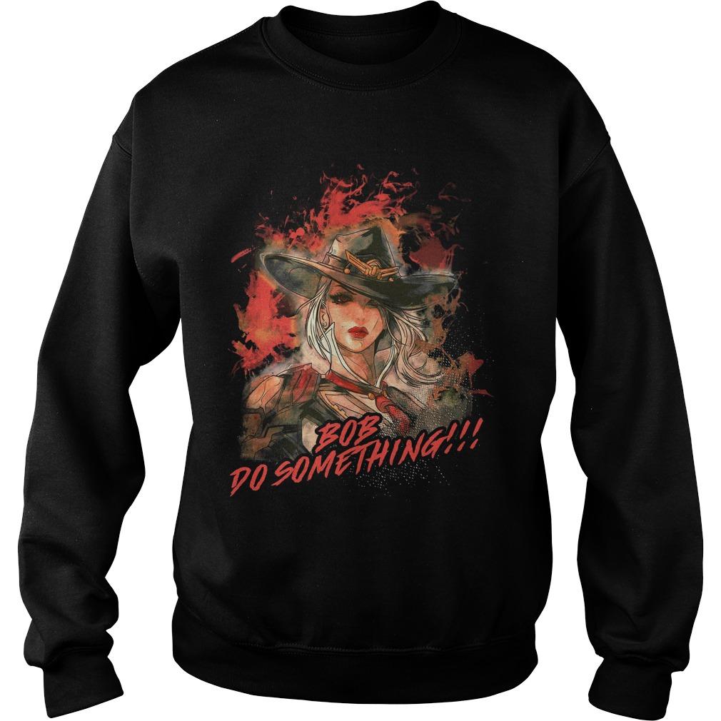 Elizabeth Caledonia Ashe Overwatch Bob Do Something Sweater