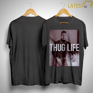 Fan Ball Catch The Rock Thug Life Shirt