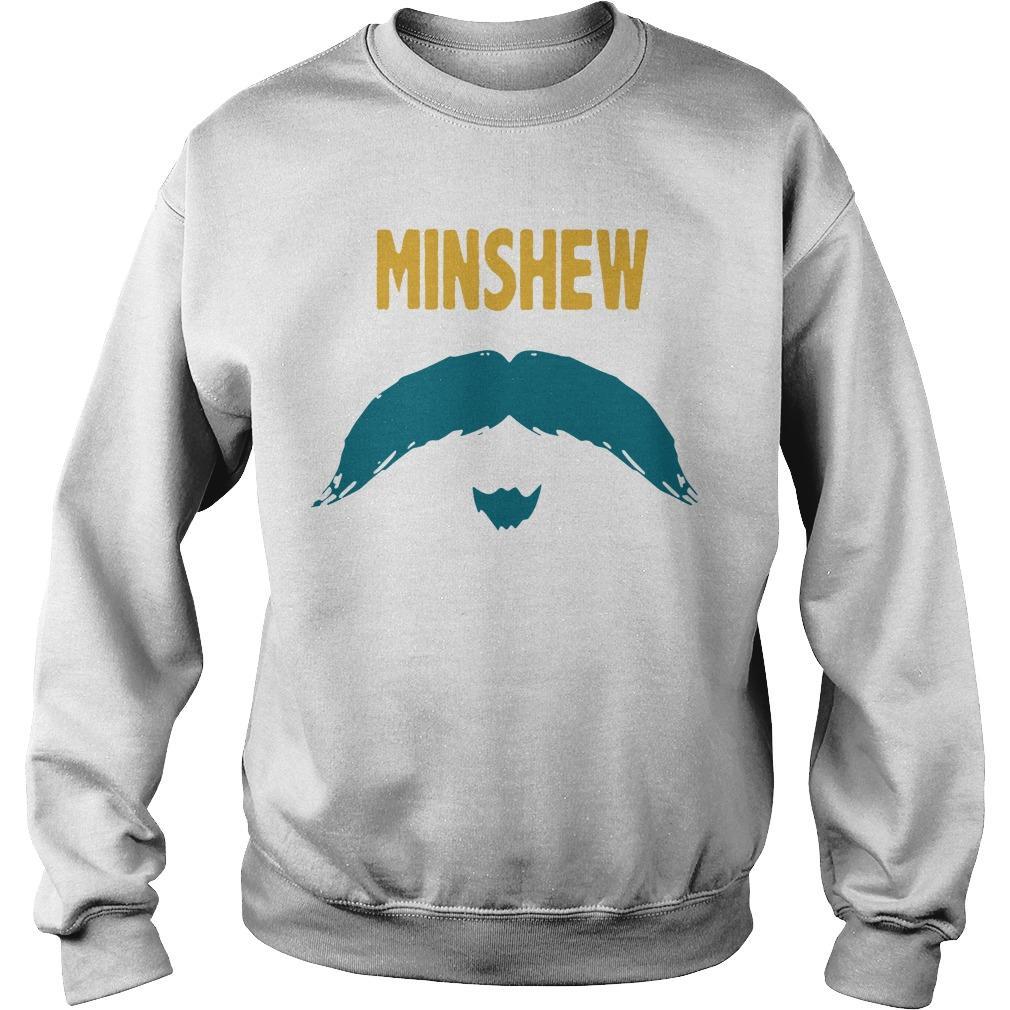 Gardner Minshew Medical Red Sweater