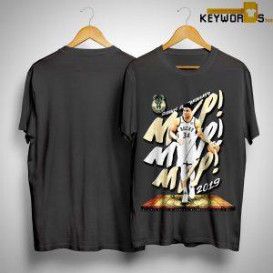 Giannis Antetokounmpo Mvp 2019 Shirt