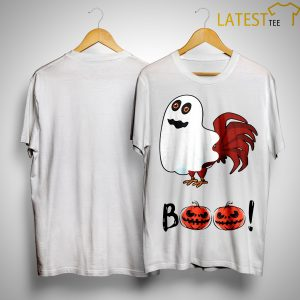 Halloween Chicken Boo Shirt
