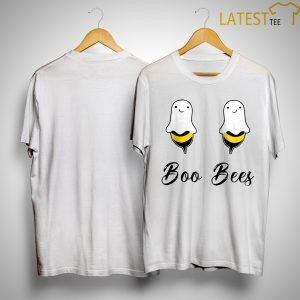 Halloween Ghost Boo Bees Shirt