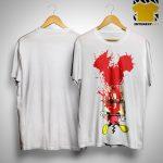 Halloween Mickey Trap Blood Shirt