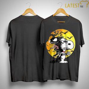 Halloween Snoopy Venom Shirt
