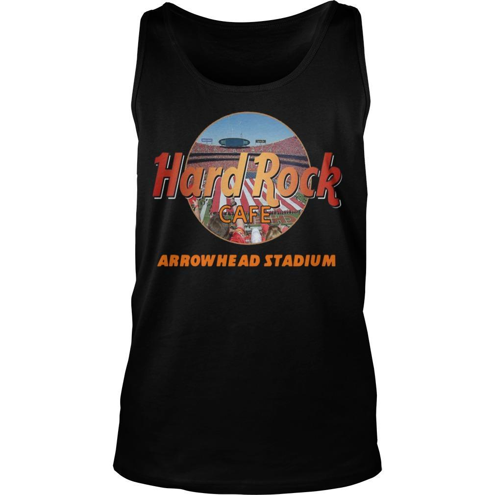 Hard Rock Cafe Arrowhead Stadium Tank Top
