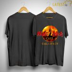 Hard Rock Cafe Gallifrey Shirt