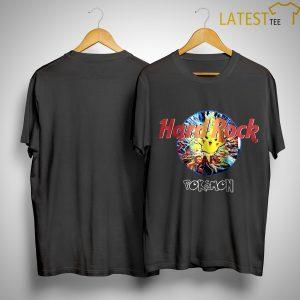Hard Rock Cafe Pokemon Shirt