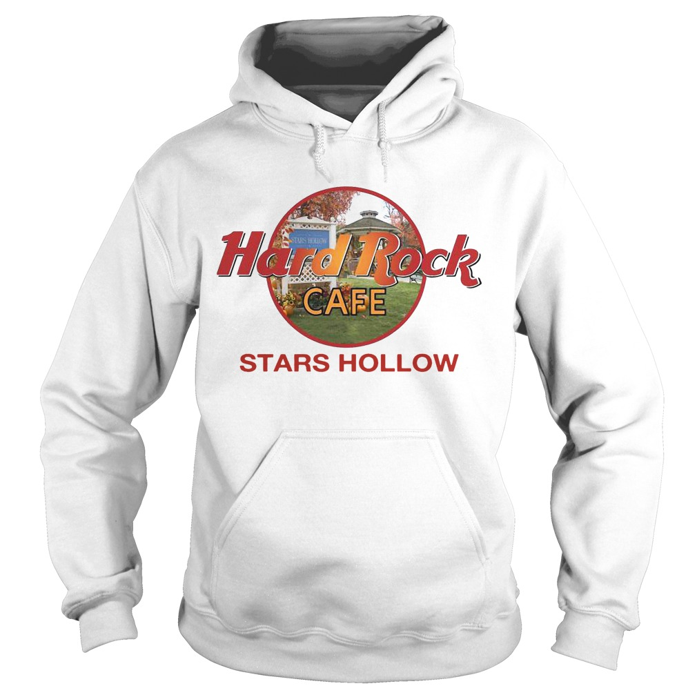 Hard Rock Cafe Stars Hollow Hoodie