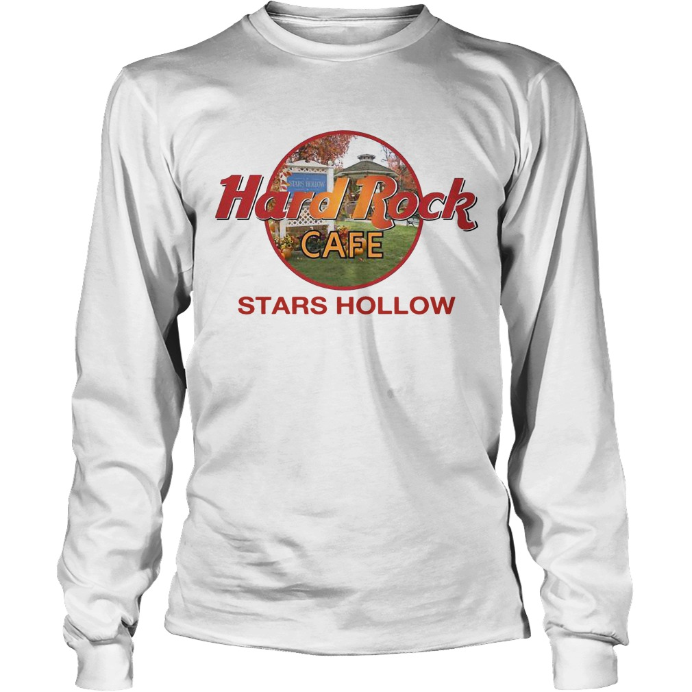 Hard Rock Cafe Stars Hollow Longsleeve