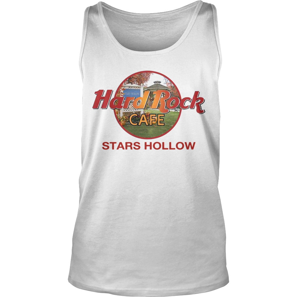 Hard Rock Cafe Stars Hollow Tank Top