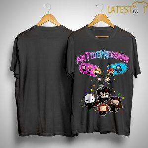 Harry Potter Antidepression Shirt